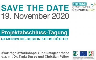 Save the date! 19.11.2020